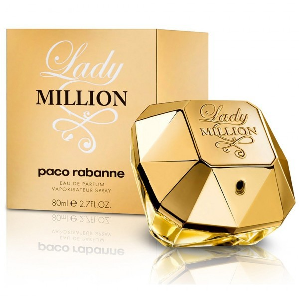عطر Paco Rabanne Lady Million