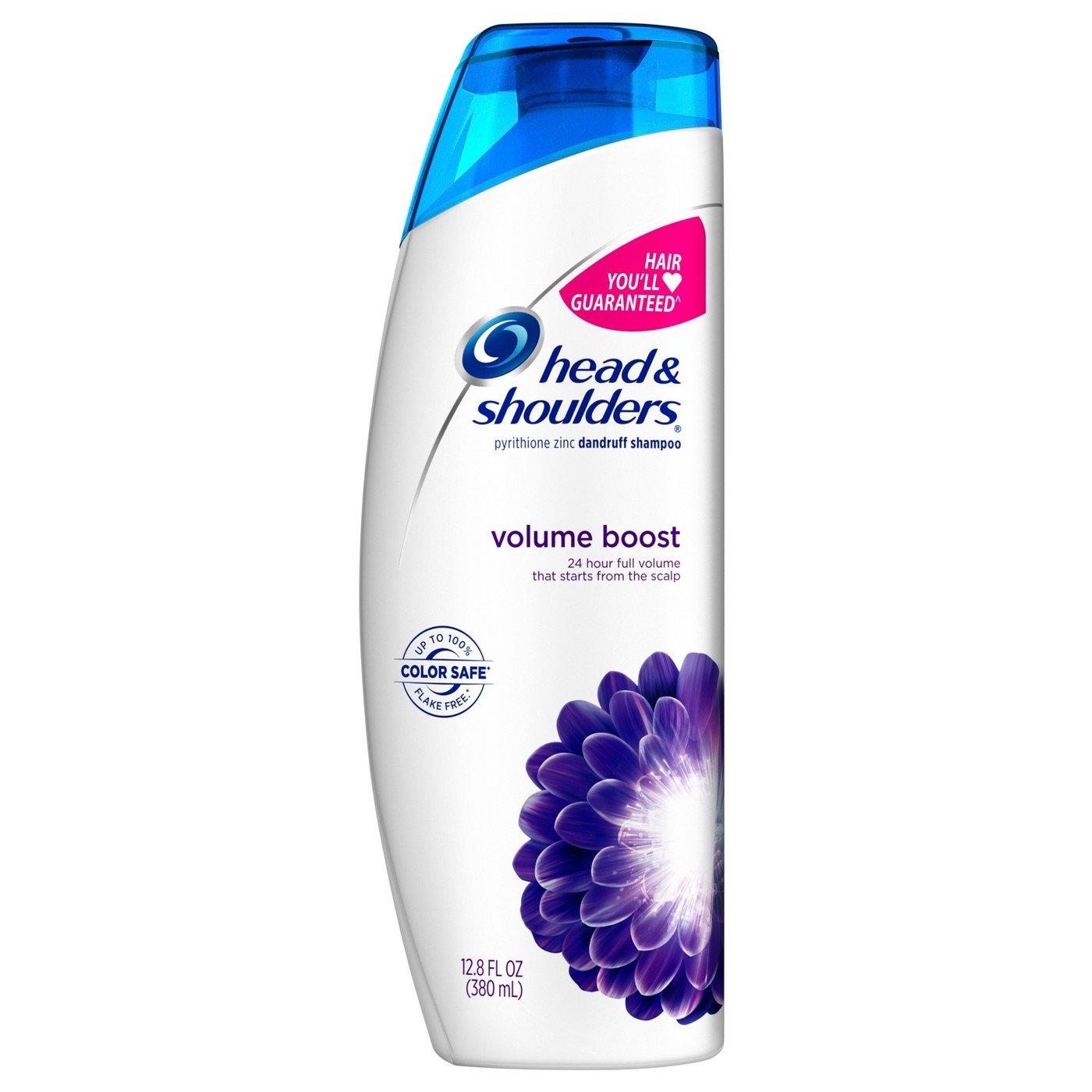 Head & Shoulders Volume Boost Hair Shampoo