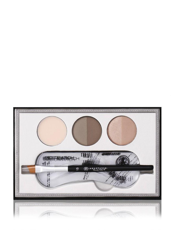 لوحة Anastasia Beverly Hills Beauty Express for Brows and Eyes Brunette