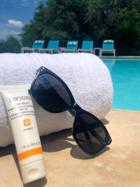 احمي بشرتك من الشمس الحارقة