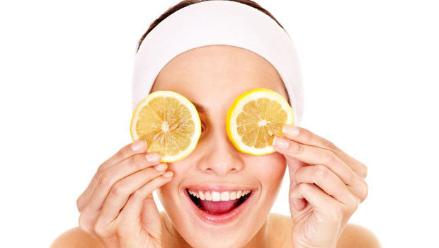 ماسك قشر البرتقال والزبادي