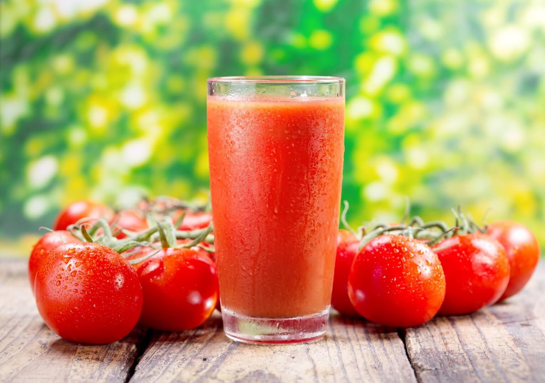 الشوفان والطماطم