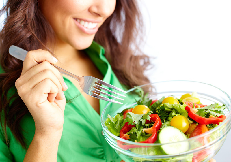 اِبحثي عن الأطعمة المناسبة الغنية بمضادات الأكسدة