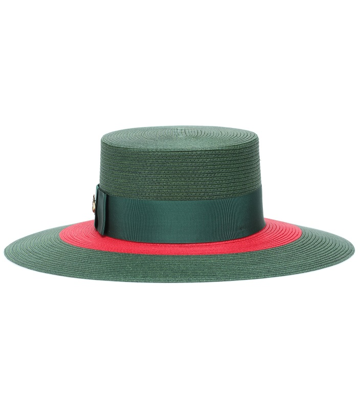 قبعة بتصميم كلاسيكي أنيق من Gucci