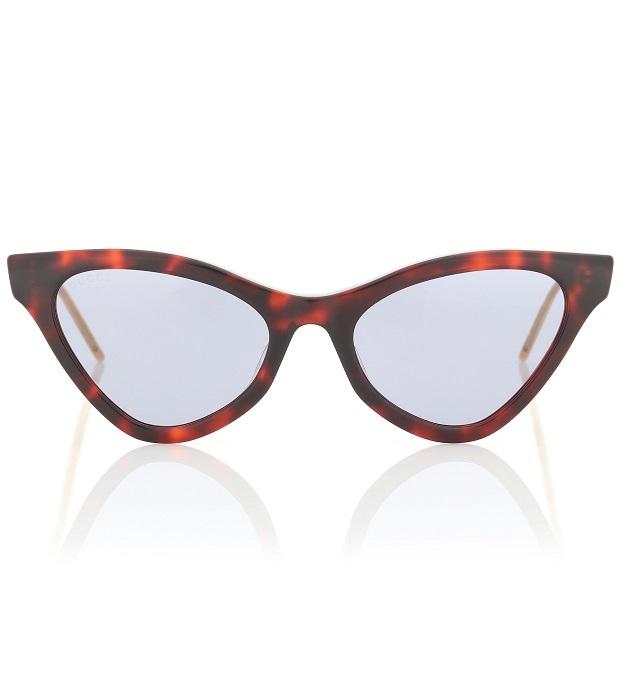 نظارات عيون القطة بإطارات مميزة من Gucci