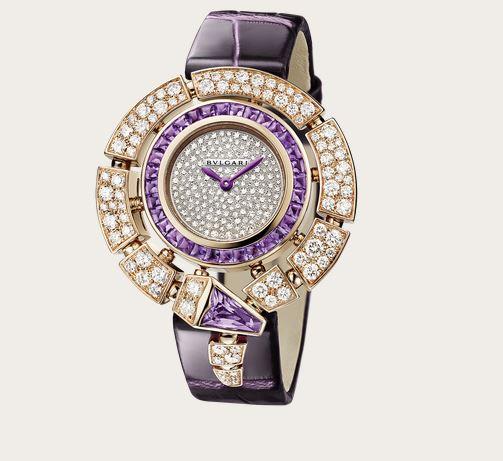 ساعات الماس