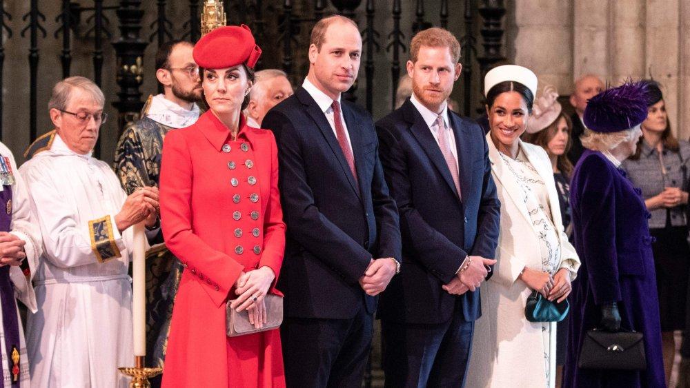 العائلتان الملكيتان