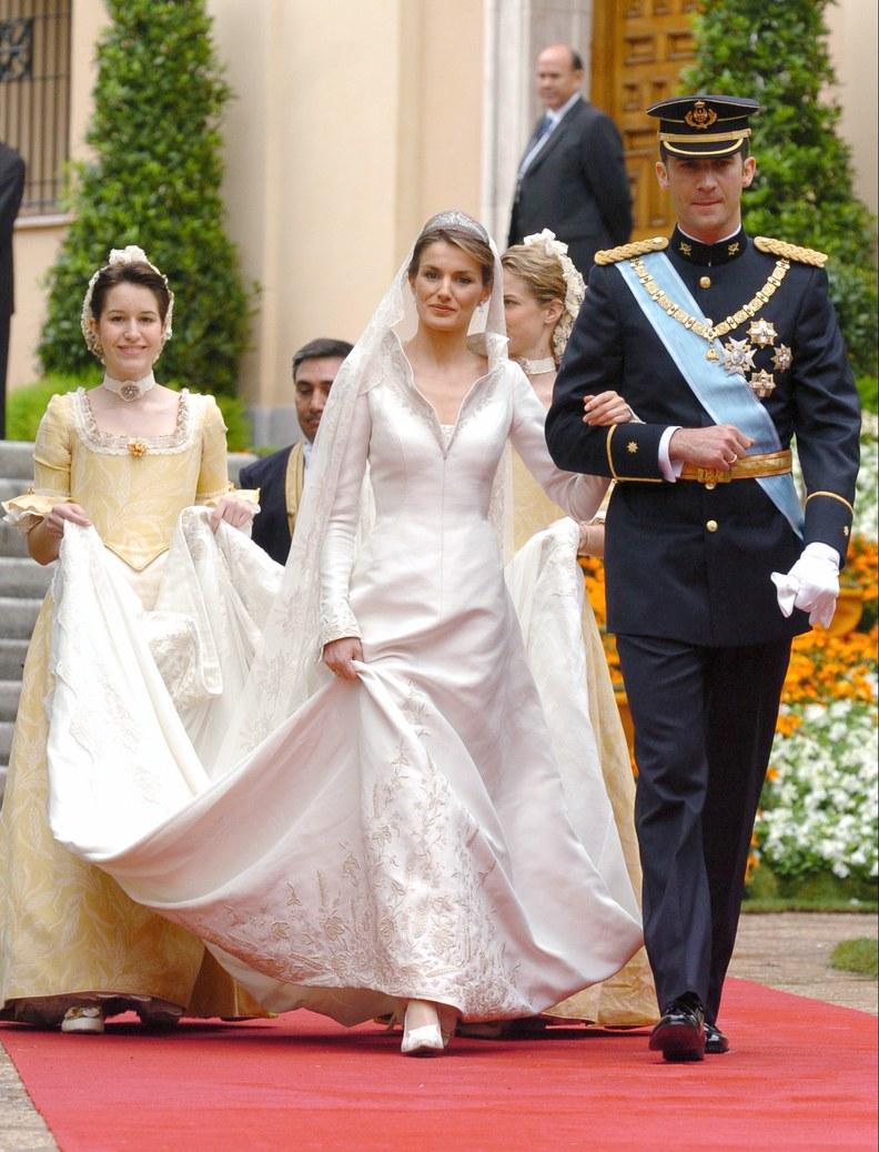 الملكة ليتيسيا