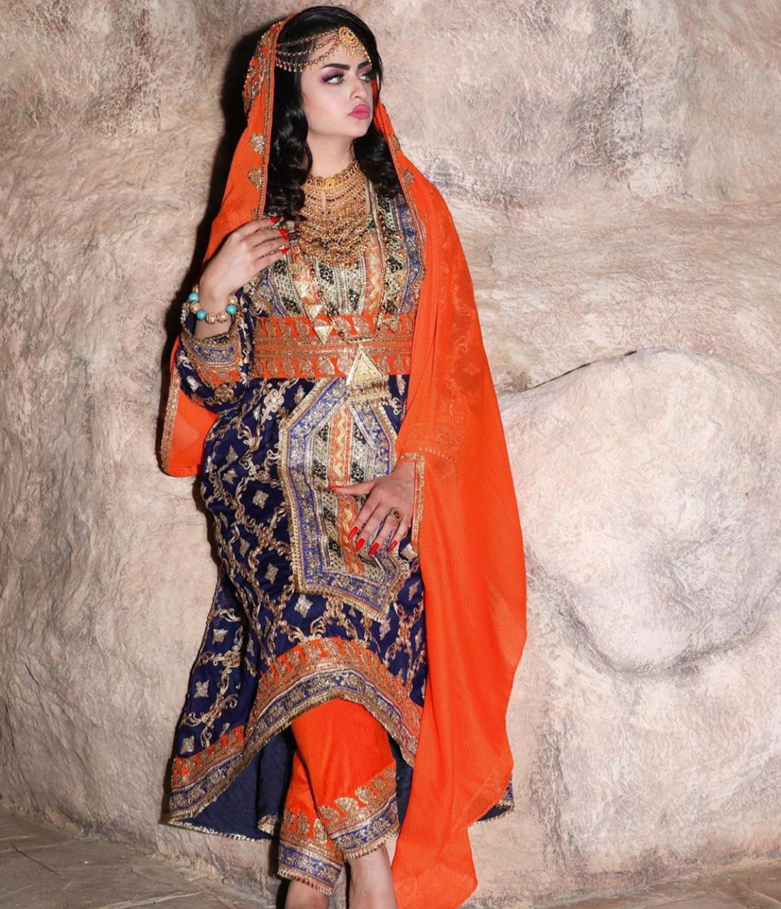 الأزياء العمانية