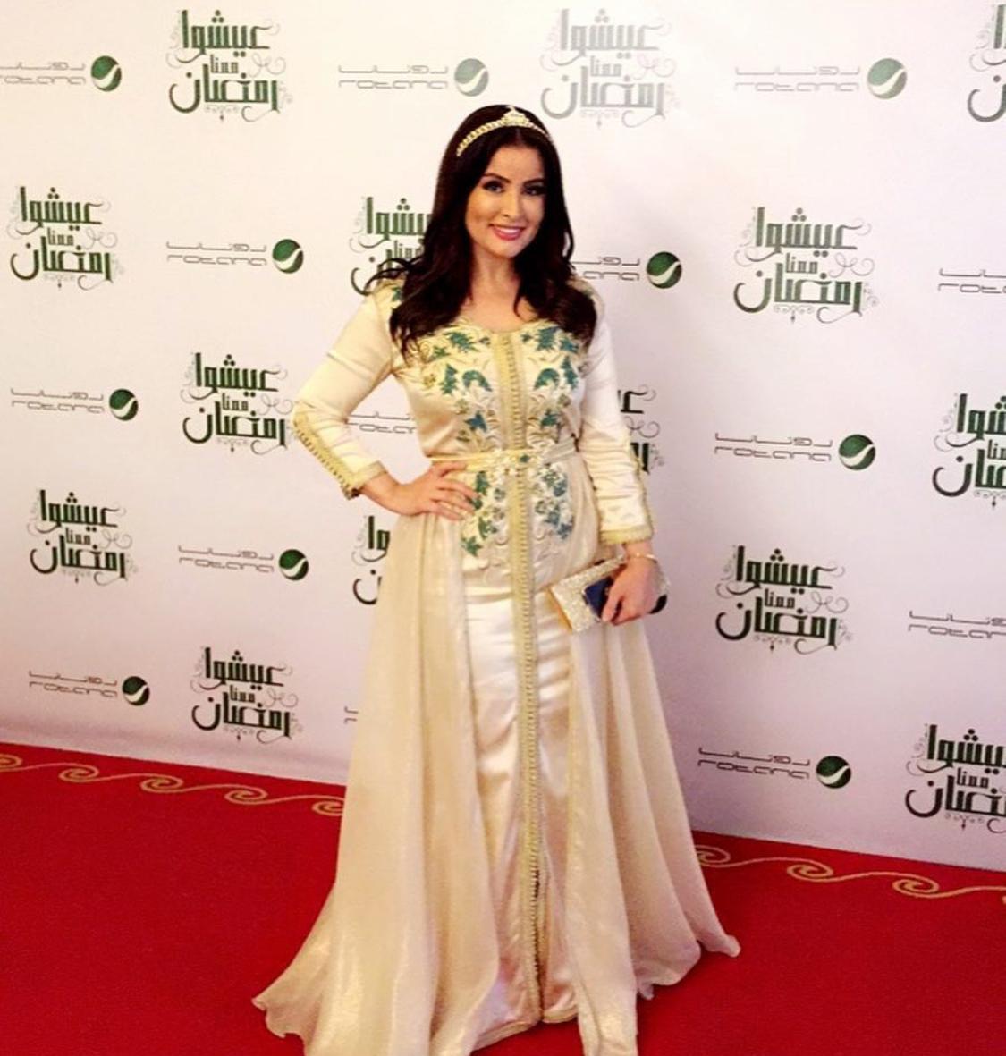 خيارات الأزياء العربية من مروة محمد