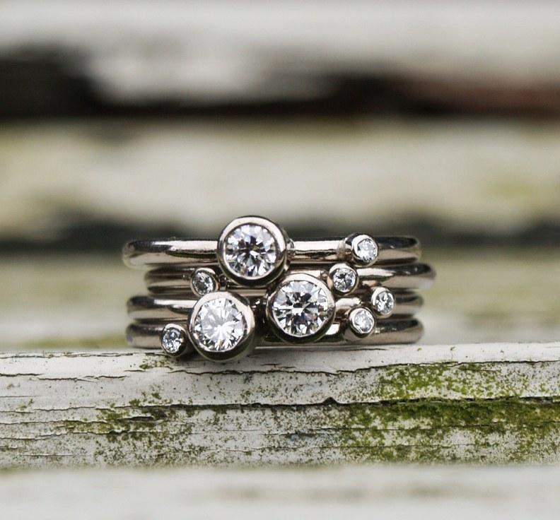 خاتم الزفاف بات يحتاج اكسسواراته