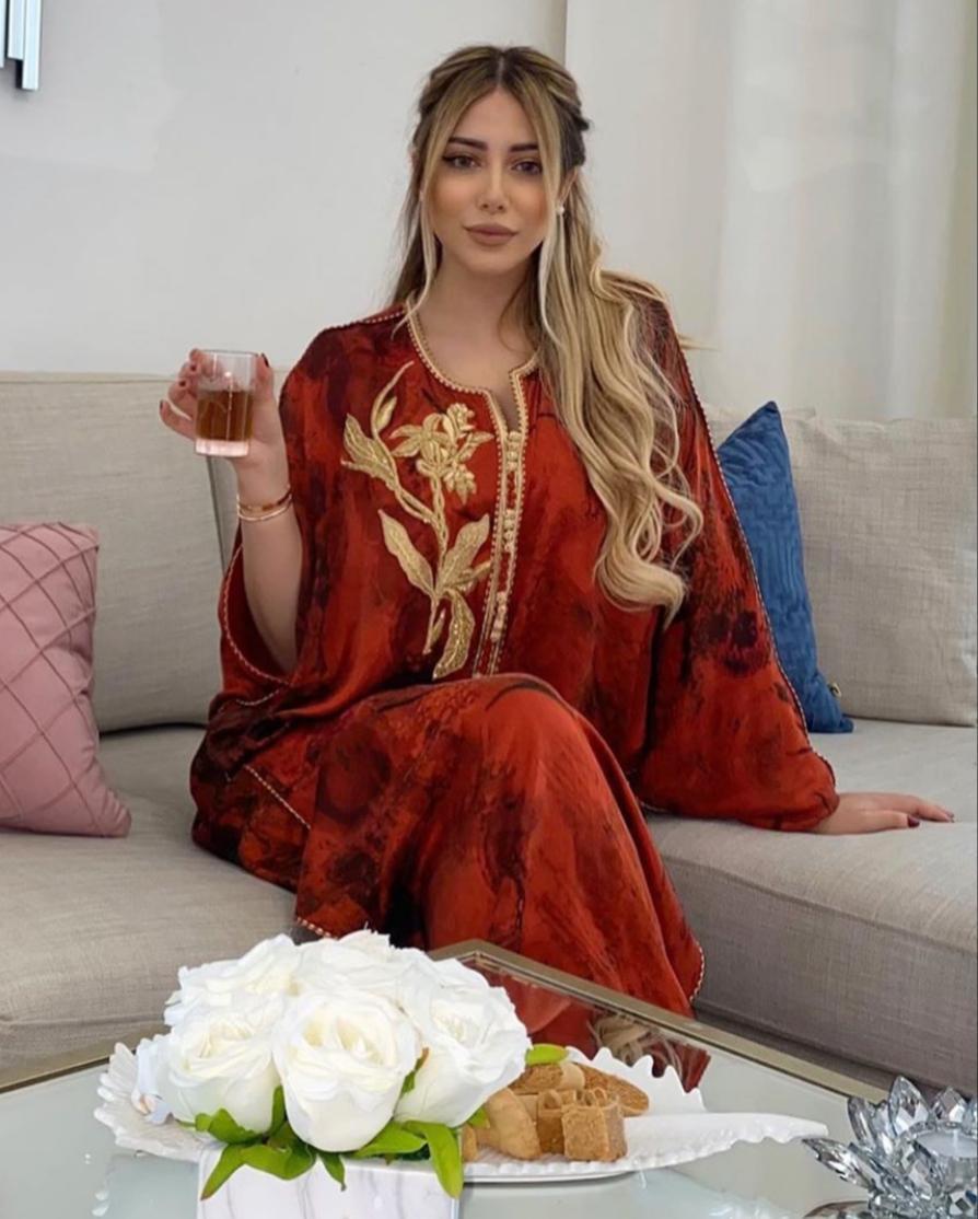 جلابيات العيد من يسرا سعوف