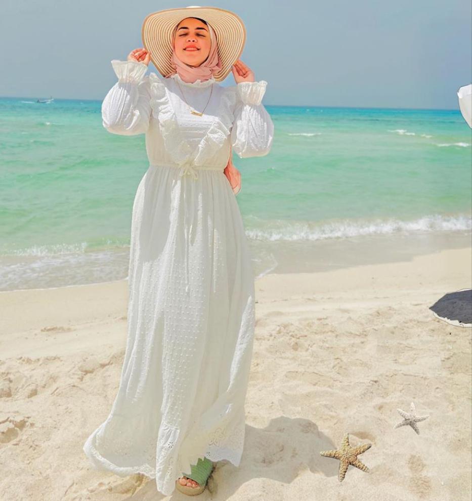 فساتين الشاطئ