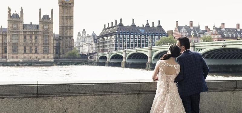 شهر عسل ممتع في لندن