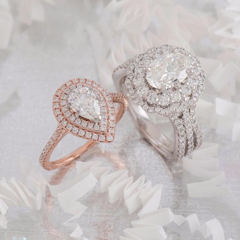 أيهما تفضلين الخاتم العصري ام التقليدي ؟