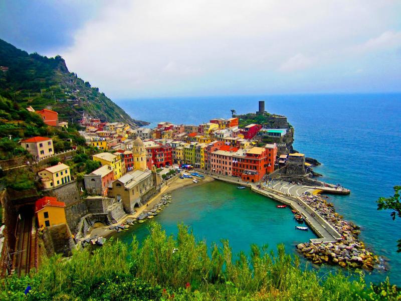 ايطاليا وجهة مثالية لشهر العسل