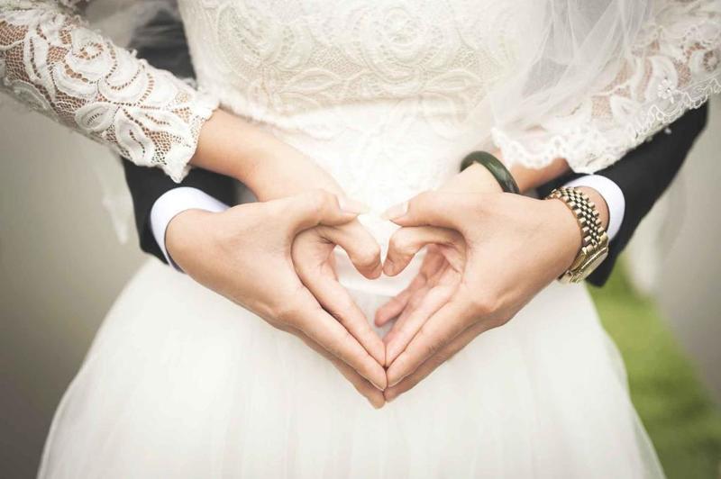 تحضيرات لزفاف مميز