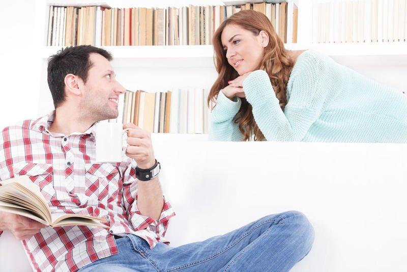 الغيرة بين الزوجين