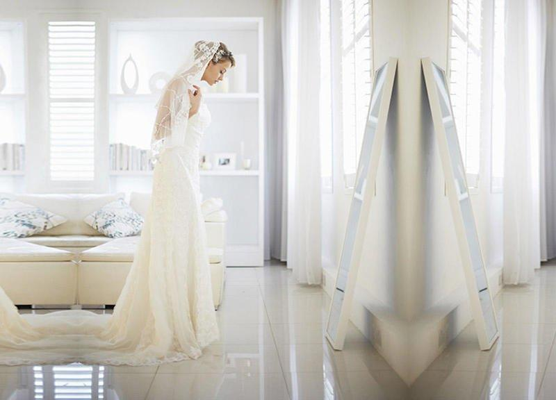 توتر العروس يوم الزفاف