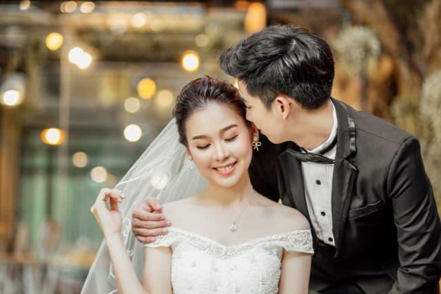 كيف سيكون شكل زفافك