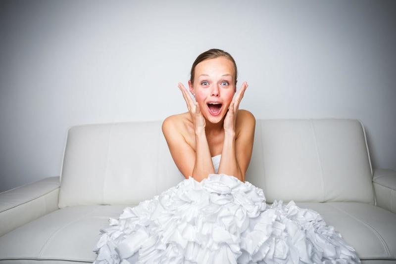 تخلصي من التوتر قبل الزفاف