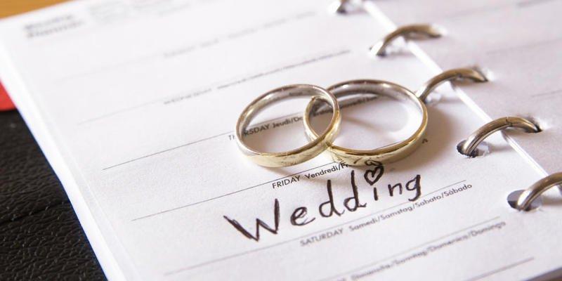 تحضيرات الزفاف