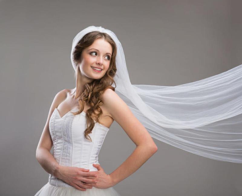 العناية ببشرة العروس