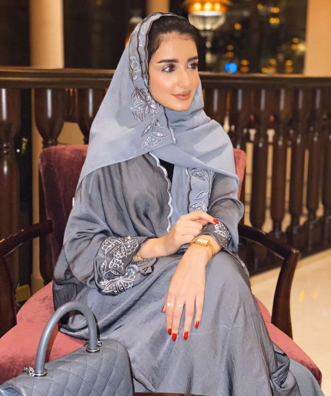 العباية الخليجية