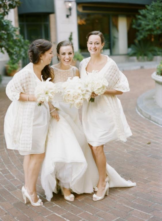 لا ترتدي الأبيض في حفلات الزفاف