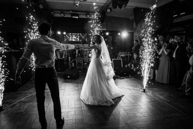 رقصة الزفاف