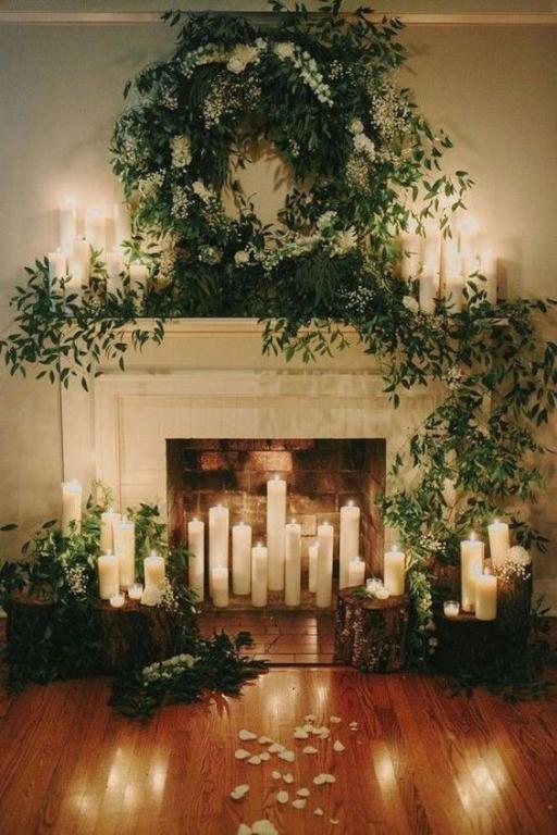 ديكور حفل الزفاف