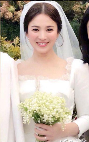 مكياج كوري للعروس