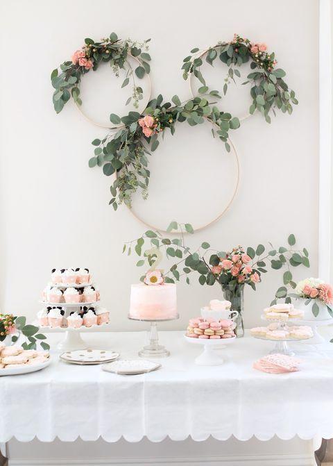 تنظيم حفل الزفاف في المنزل