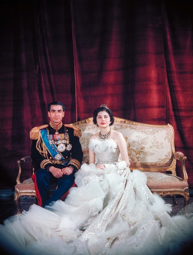 الملكة ثريا