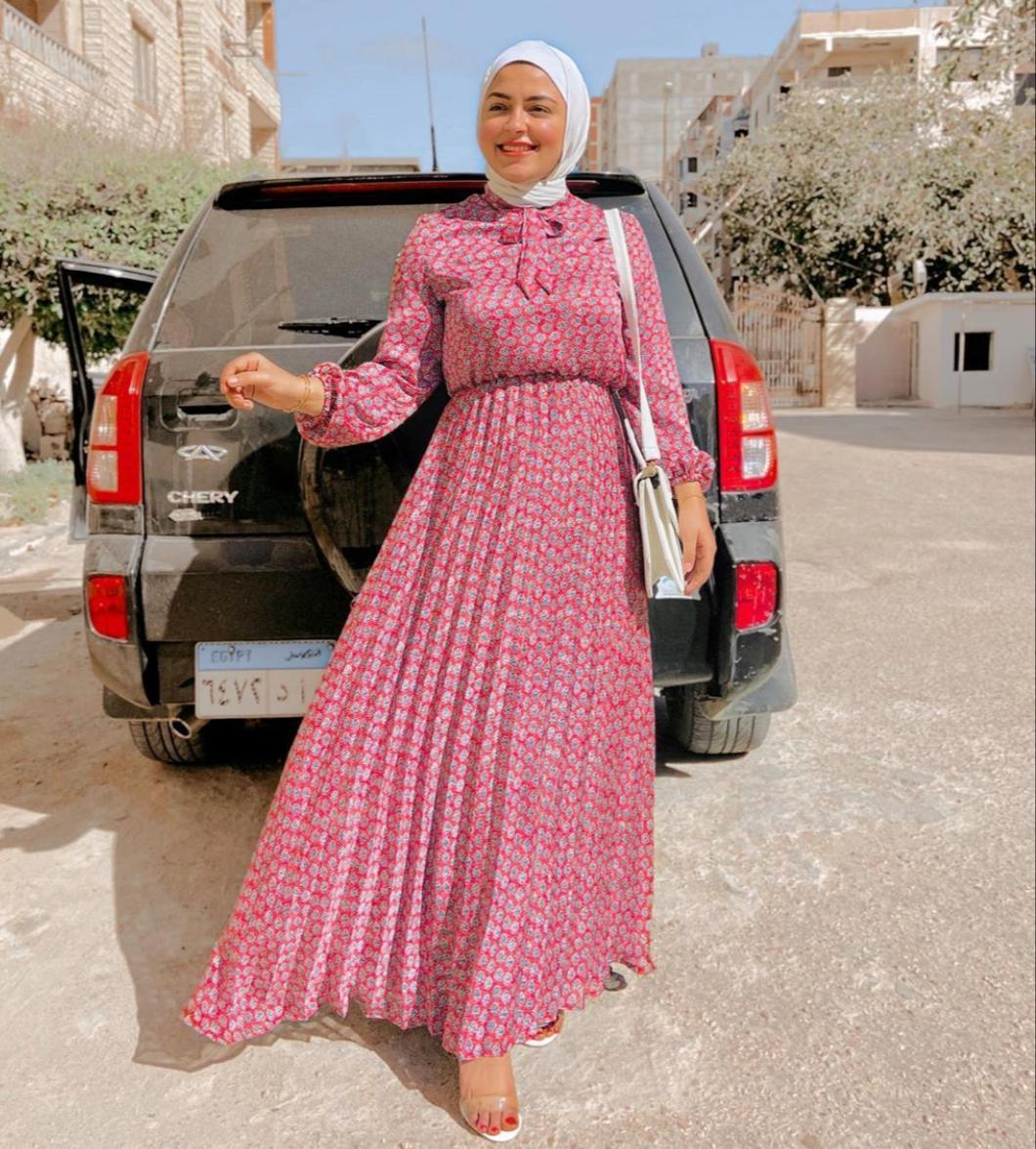 فساتين صيفية من حنان محمد