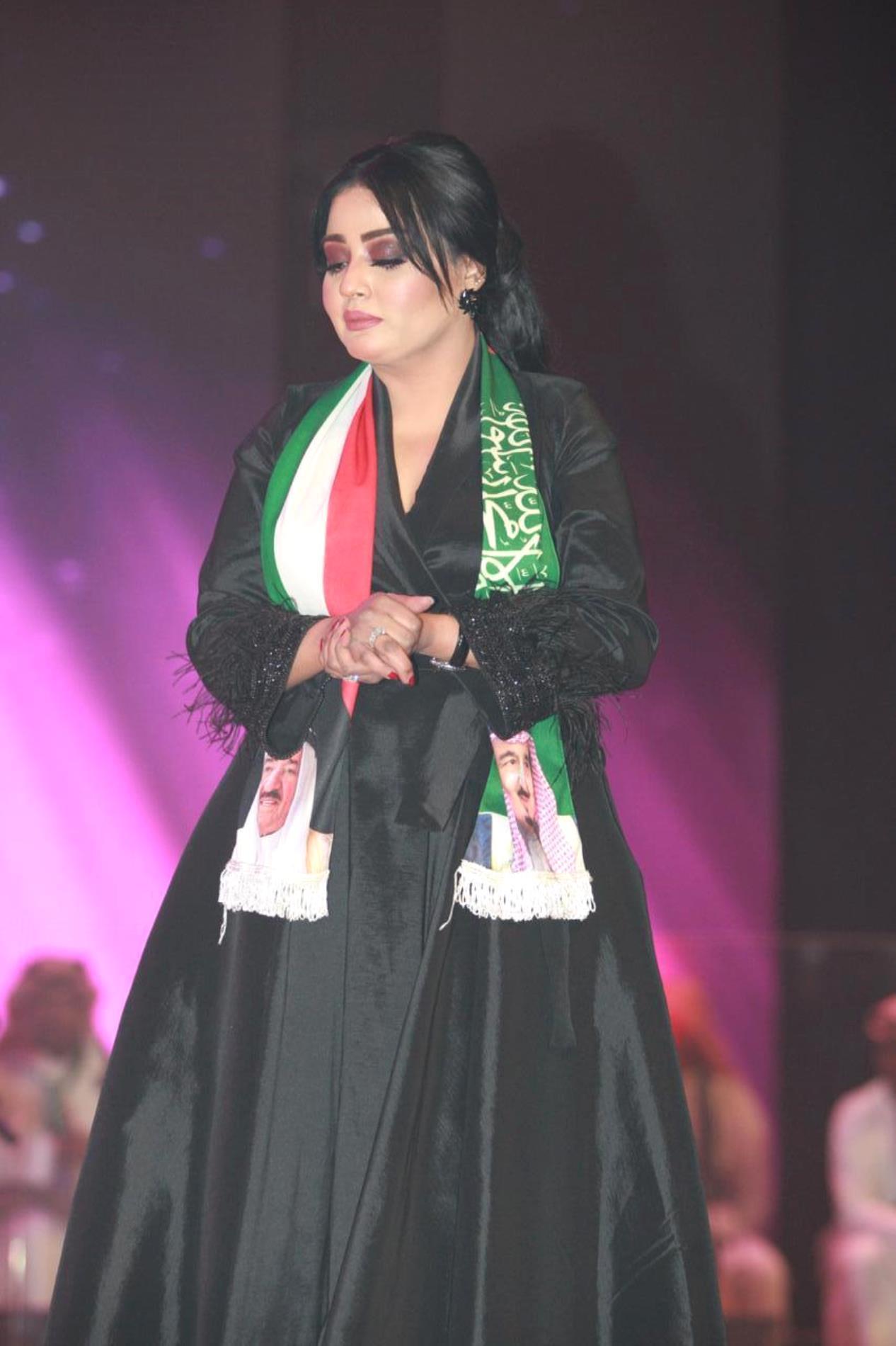 قد تشكل التقاليد عائقاً امام الفنانات السعوديات