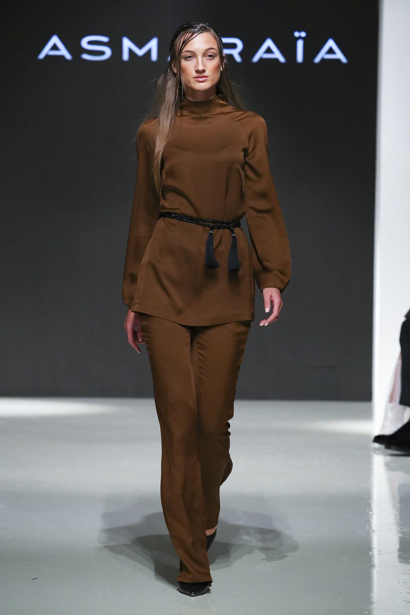 أسبوع الموضة العربي