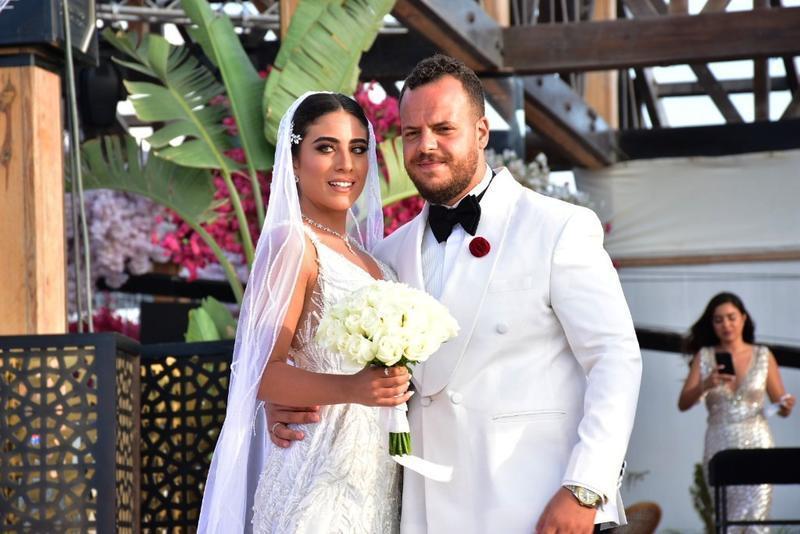 زفاف ابن ماجد المصري