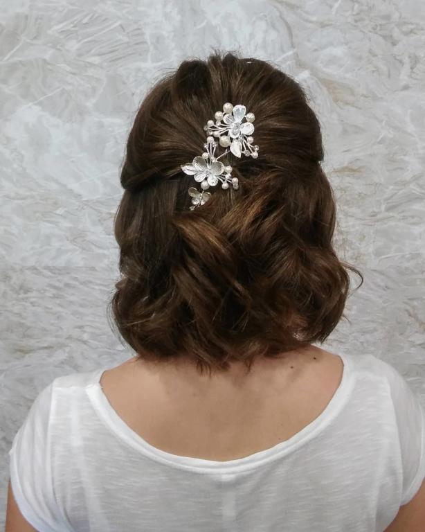 تسريحة الشعر القصير