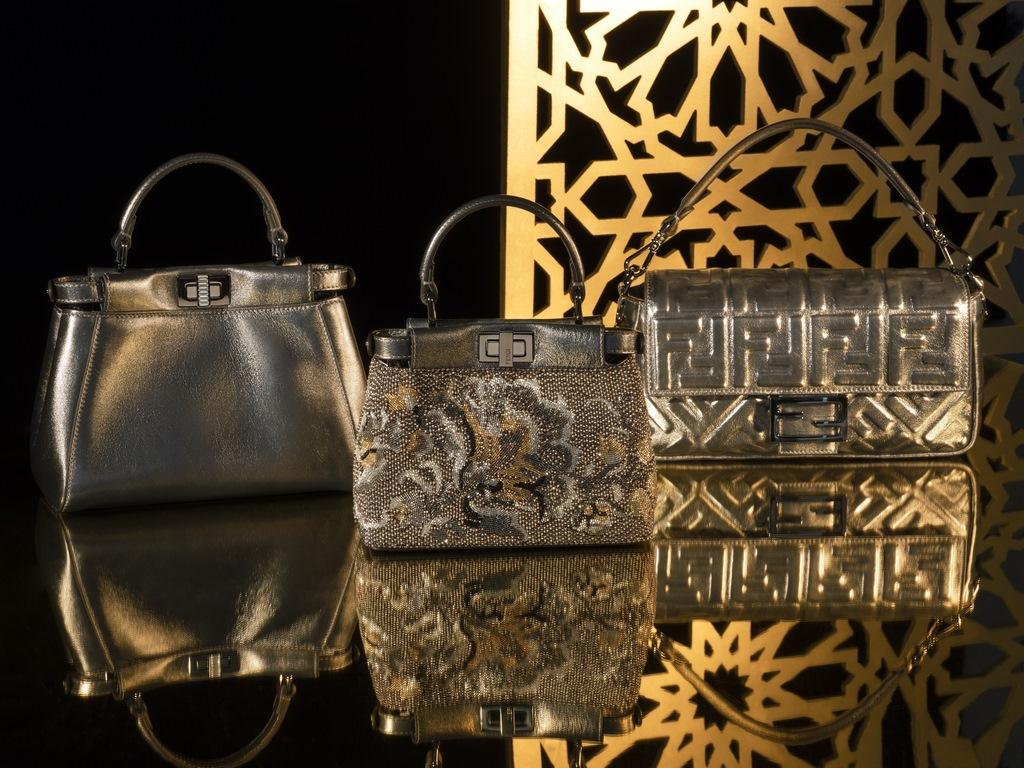 حقائب من Fendi