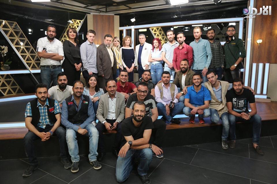 نجح البرنامج في منافسة الاعمال والمسلسلات في شهر رمضان