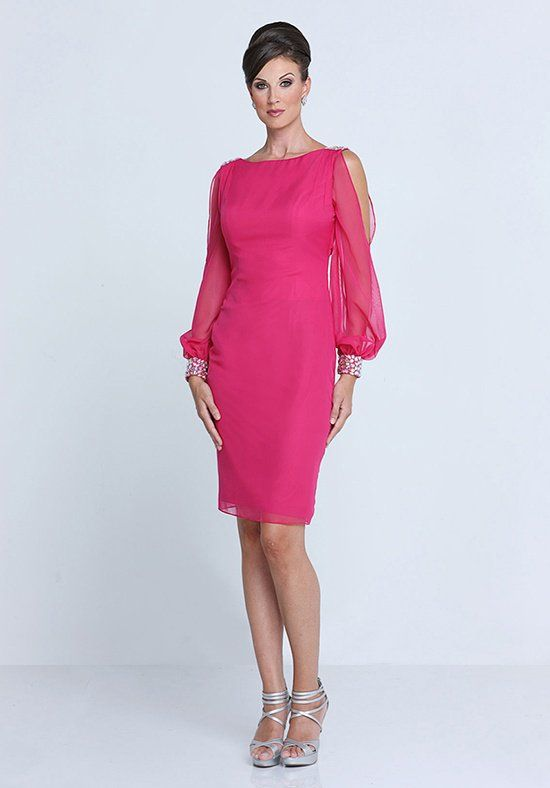 فستان سواريه من الشيفون