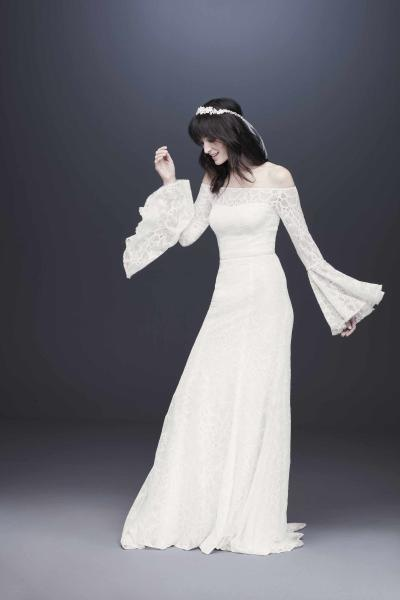 فستان ناعم من غالينا
