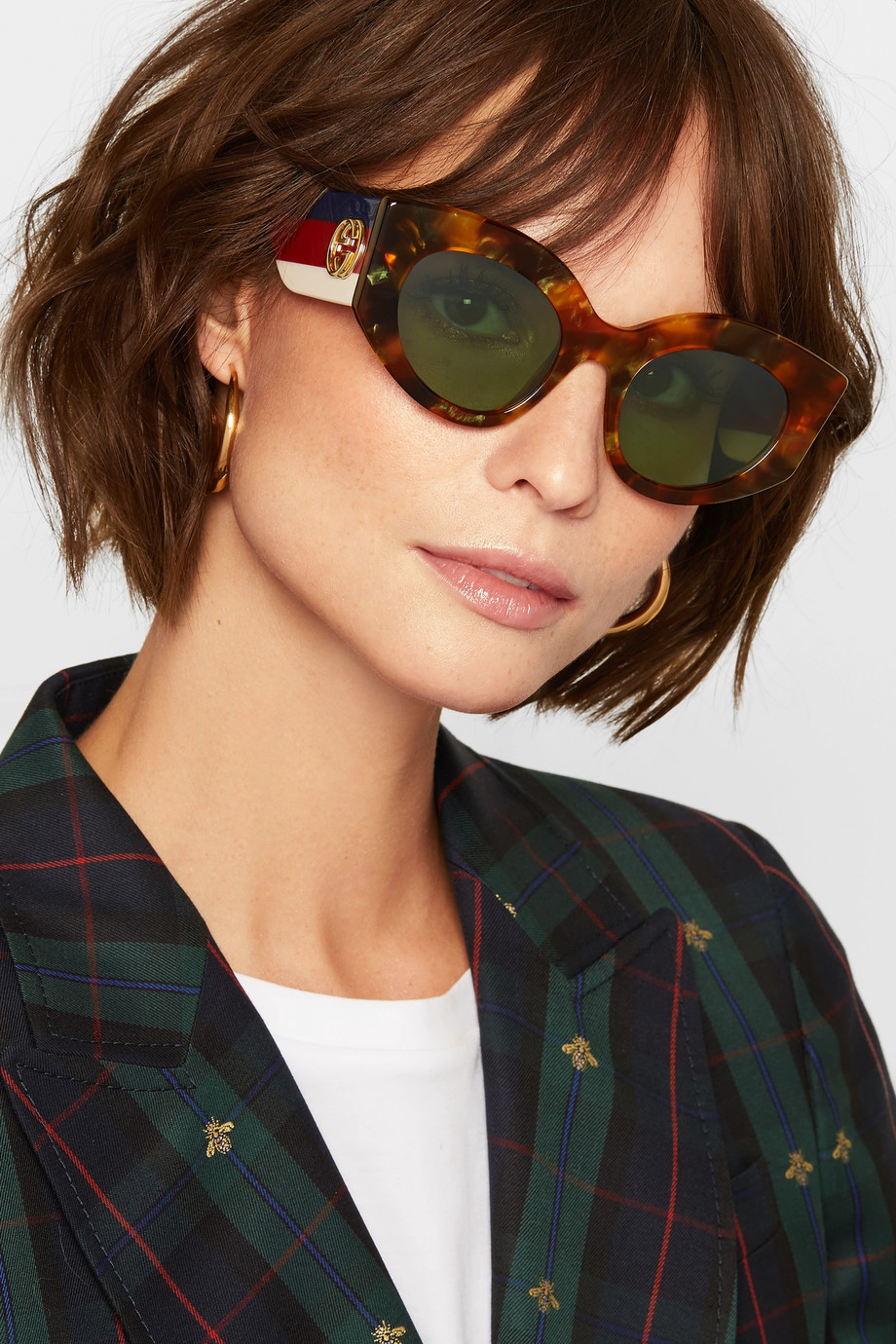 8239e5e1c موديلات نظارات شمسية لإطلالتك هذا الصيف