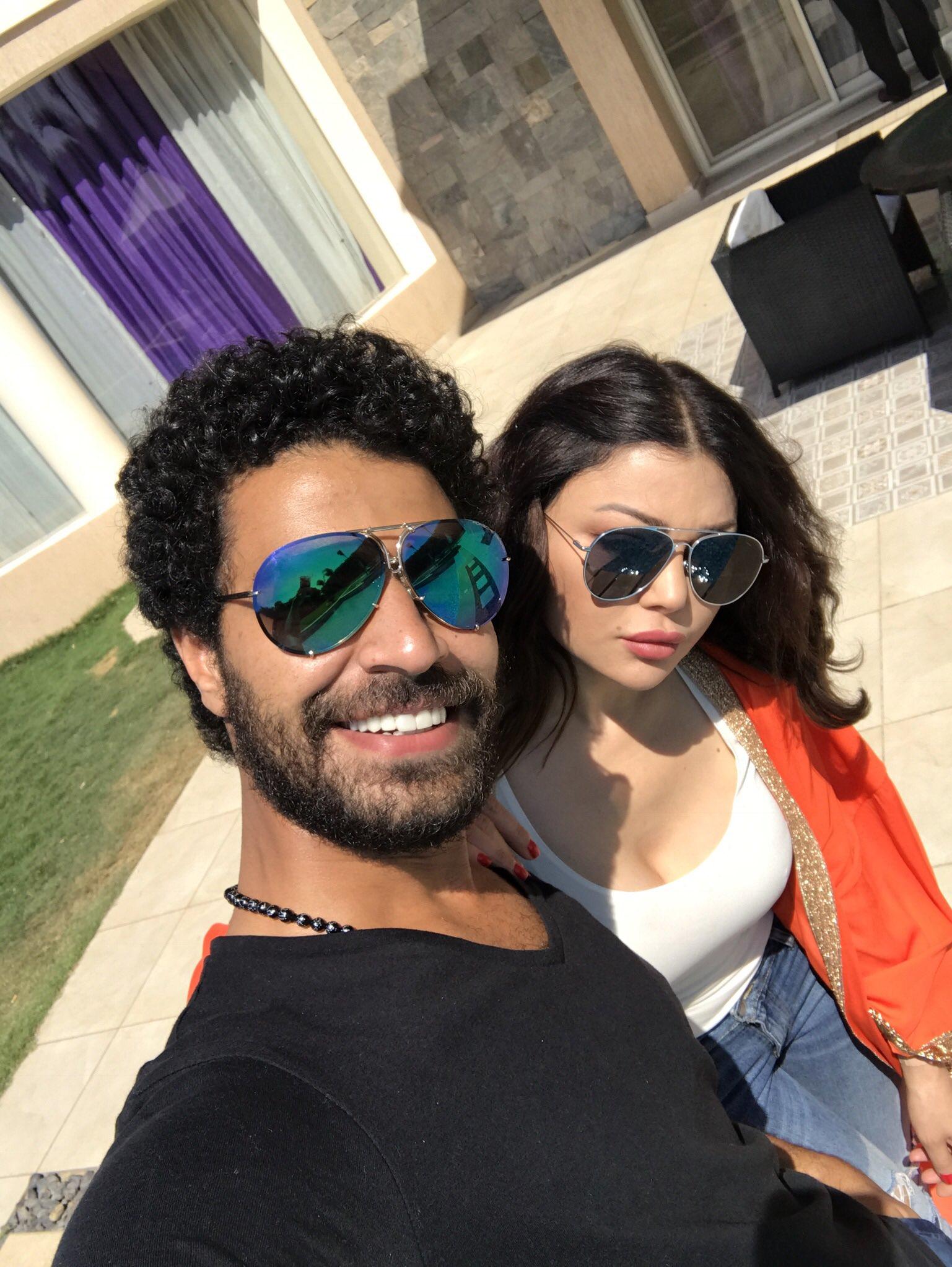 هيفاء وهبي : محمد الوزيري ليس مسؤولاً عن استبعادي من المهرجانات