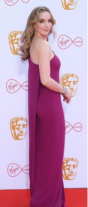 جودي كومر مرشحة لجائزة أفضل ممثلة