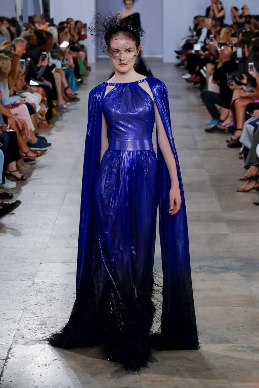 فستان جورج شقرا