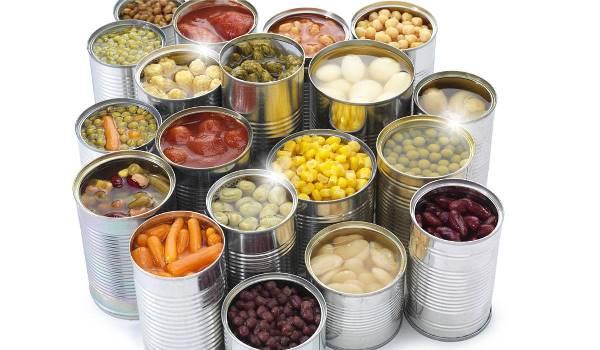 تعقيم الطعام والمواد الغذائية