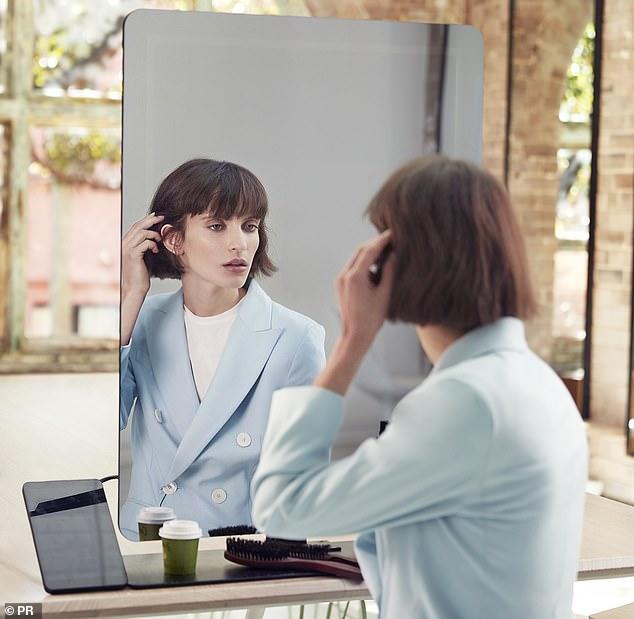 مرآة رقمية الأولى من نوعها عالمياً