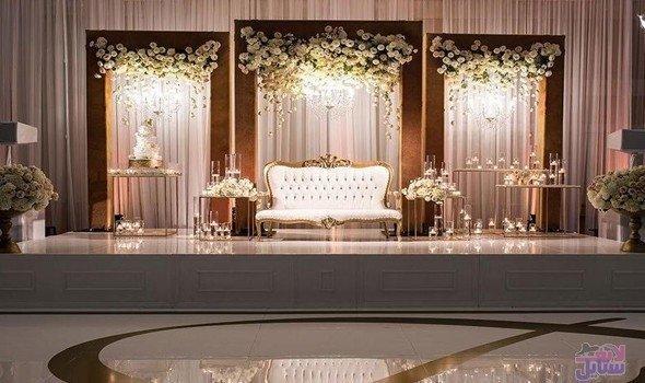 كوشة الزفاف